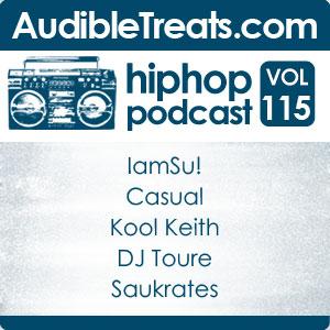 Hip-Hop Podcast 115