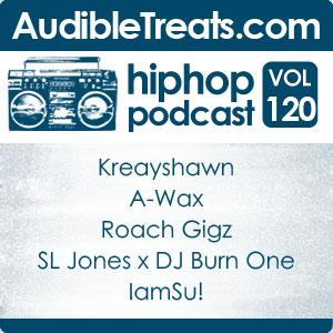 Hip-Hop Podcast 120