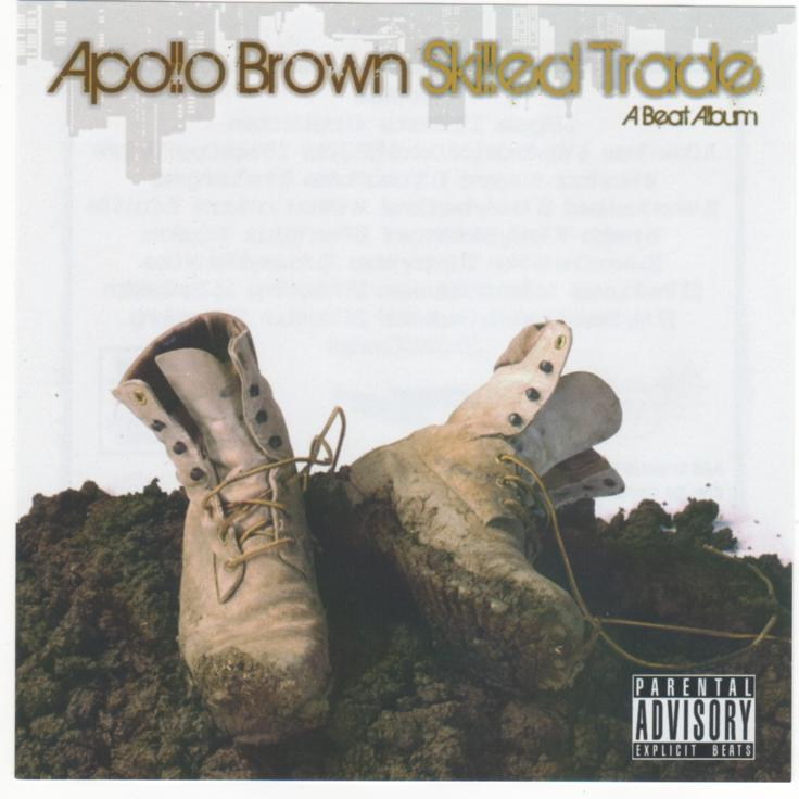 Apollo Brown Re-releases Mixtape, Skilled Trade