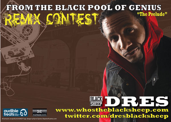 Dres Of Black Sheep Announces Remix Contest Winners