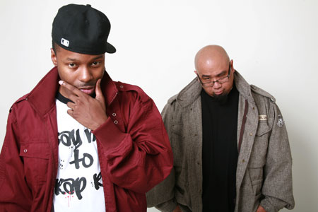 DJ Rhettmatic and Buff1 are Crown Royal; Album Due 2010 On MYX Music