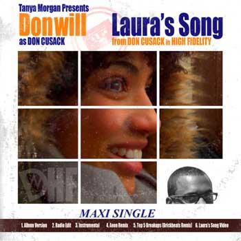 """MP3: Donwill (of Tanya Morgan) – """"Laura's Song"""""""
