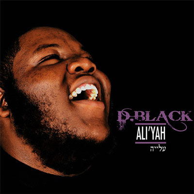 D. Black To Release New Album, Ali'Yah