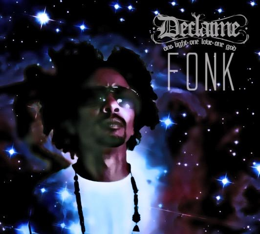 Declaime Announces Album FONK For Release May 4th