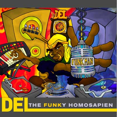 Del the Funky Homosapien Releases Free Album