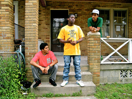 "Video: Diamond District ""The Stand"" Interview"