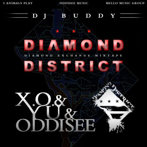MP3: Diamond District Releases Pre-Album Mixtape