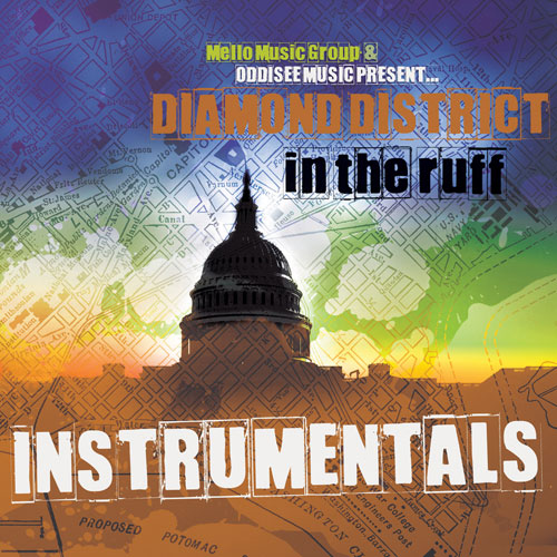 Diamond District Drop Instrumental Tracks From In The Ruff