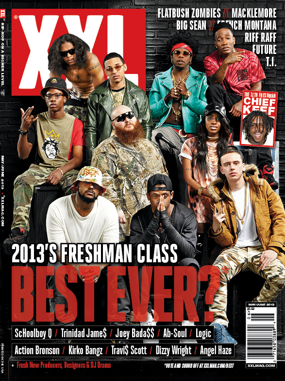 News: Dizzy Wright In The XXL Freshmen Class of 2013
