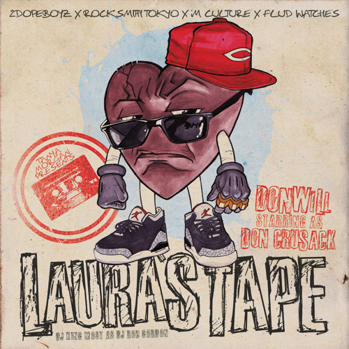 Mixtape & Tour Dates: Donwill – Laura's Tape Mixtape