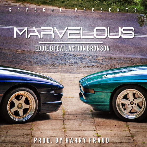 """MP3: Eddie B & Harry Fraud – """"Marvelous"""""""