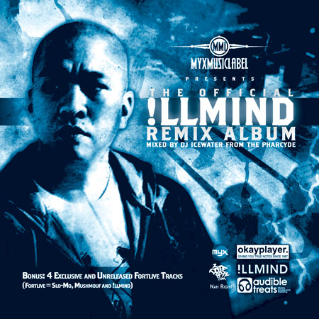 MP3: Renowned Producer !llmind Releases Remix Album