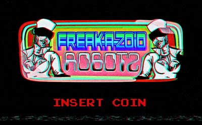 "Video: Bobby Evans – ""Freakazoid Robots"""