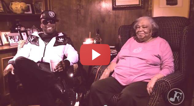 "Video: Jarren Benton – ""The Basement Interview Pt. 1"" Ft. Jarren Benton's Grandma"