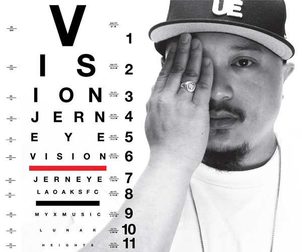 Video/MP3: Jern Eye Releases First Video From Vision