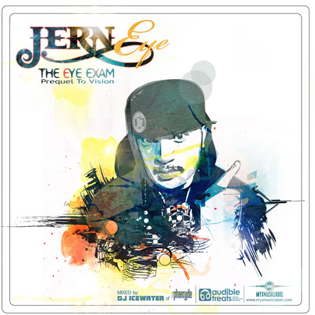 MP3: Jern Eye – Free Mixtape – The Eye Exam