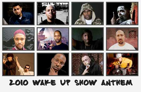 Video: Kam Moye & Tajai In Wake Up Show Anthem 2010