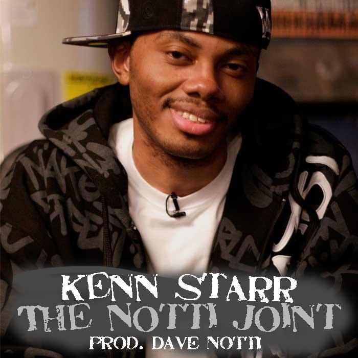 "MP3: Kenn Starr – ""The Notti Joint"""