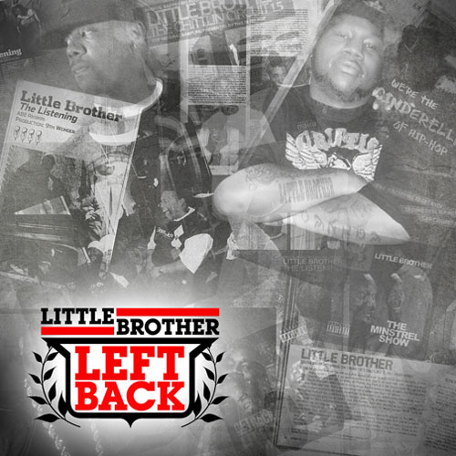 Little Brother Unveils LeftBack Artwork And Track Listing