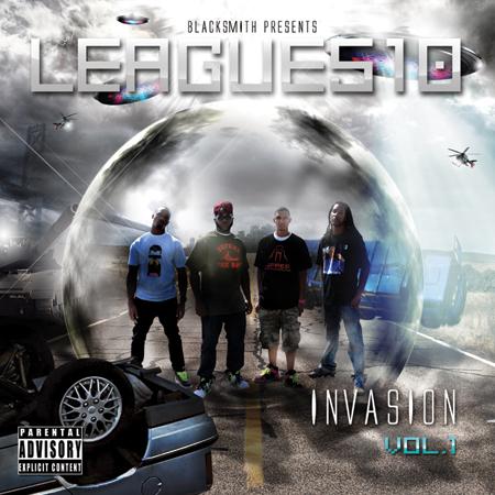 Mixtape: League510 – Invasion, Vol. 1