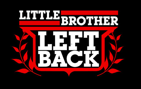 Little Brother LeftBack LP Release Date: April 20th