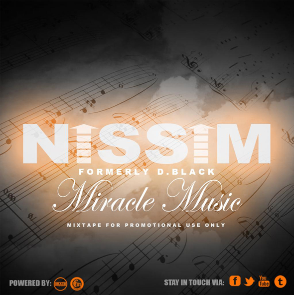 "Nissim (Formerly D.Black) Releases Second Track ""Chronicles"" Addressing How Faith Brought Him Back To Music"
