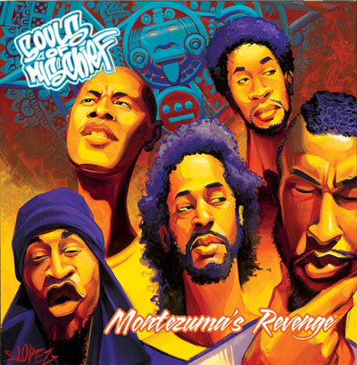 "MP3: Souls Of Mischief – ""Proper Aim"" NON-PROMO"