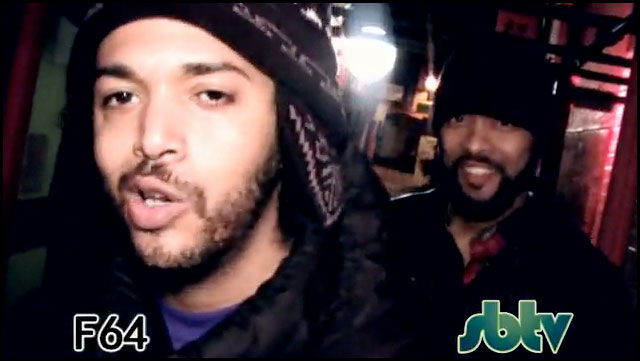 Video: Souls Of Mischief – SB.TV Freestyle Session