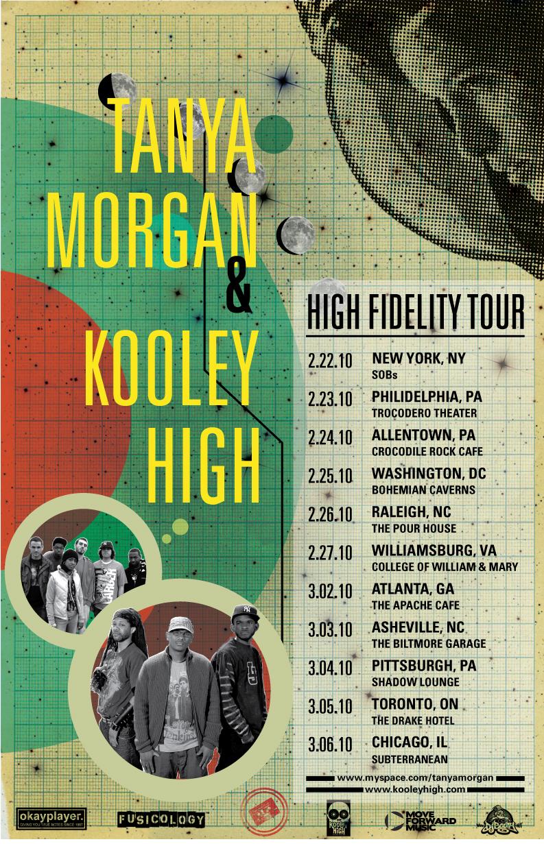 Tanya Morgan Tour