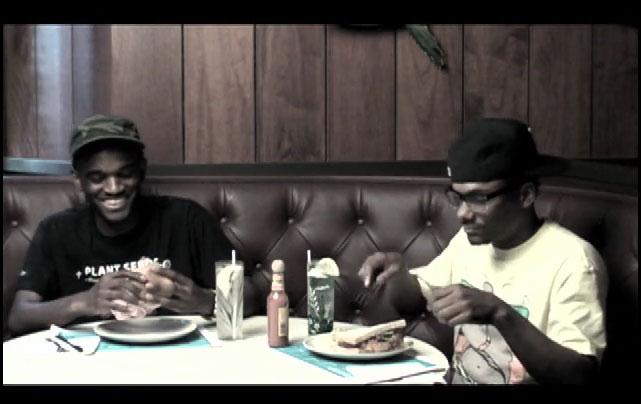 Video: Donwill & Von Pea – The Sandwich Shop Teaser