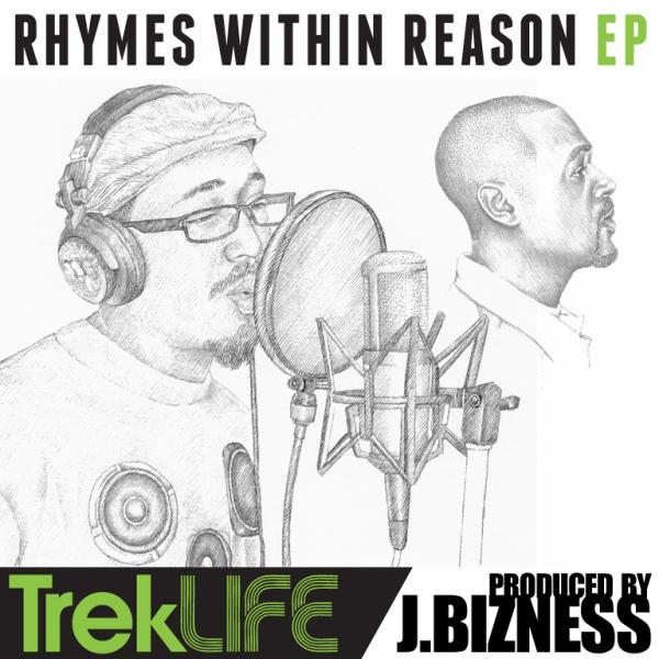 Free EP: Trek Life & J.Bizness – Rhymes Within Reason