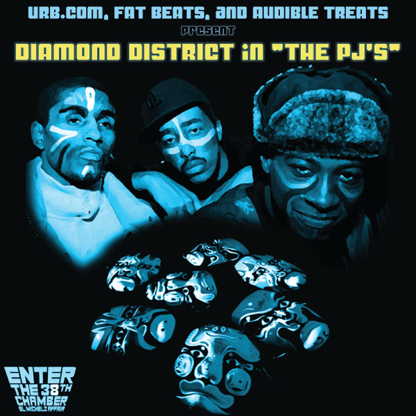 "MP3: Diamond District – ""The PJ's Remix"""