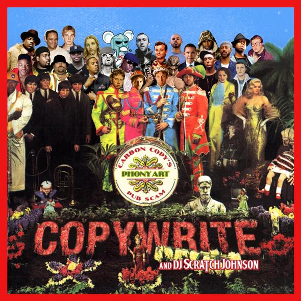 Free Album: Copywrite – Carbon Copy Phony Art Pub Scam