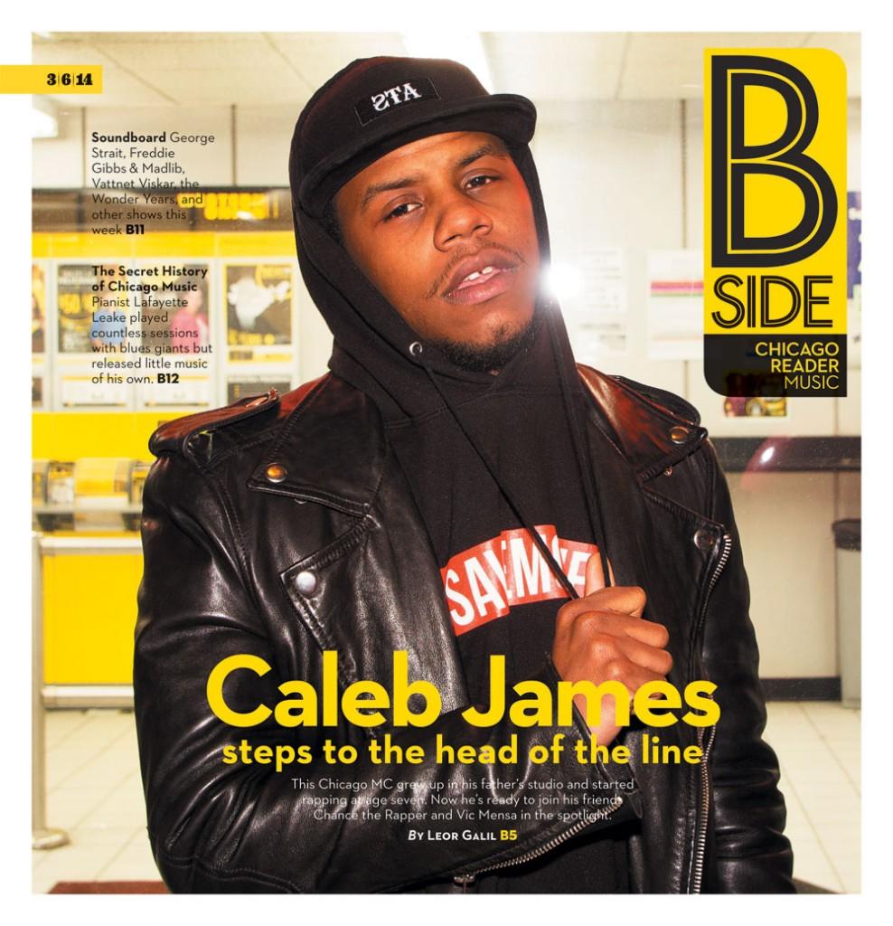 Caleb James Save Money Chicago Reader