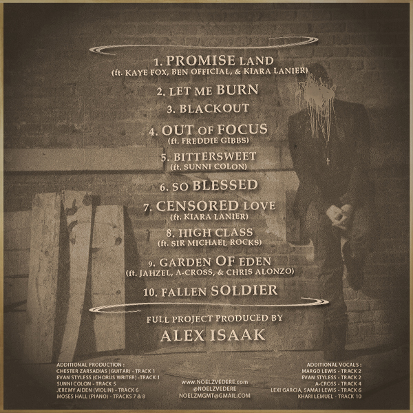 Bittersweet Victory (Back Cover)