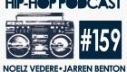 New Audible Treats Hip-Hop Podcast 159 Features Noelz Vedere, Jarren Benton, Dizzy Wright, RETRO and Vokab Kompany