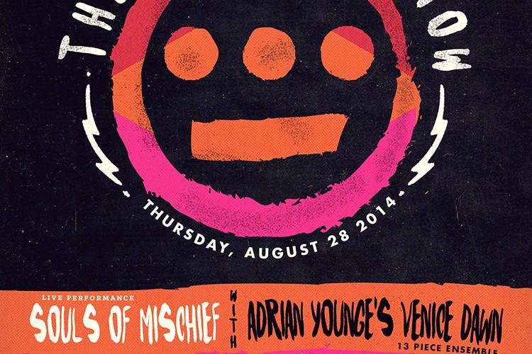 Video: Souls of Mischief x Adrian Younge