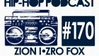 New Audible Treats Hip-Hop Podcast 170 Features Zion I, MAHD, Ikey, Rey Resurreccion, and ZRO FOX