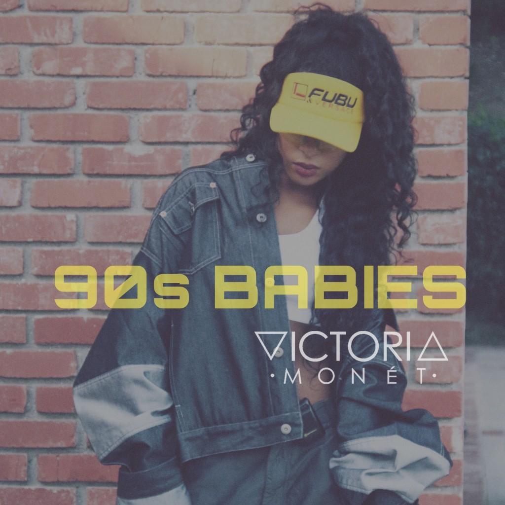 VICTORIA SQUARE 90S BABY ARTWORK