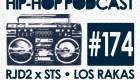 New Audible Treats Hip-Hop Podcast 174 Features RJD2 x STS, Los Rakas, Zion I, Ikey, and Vokab Kompany