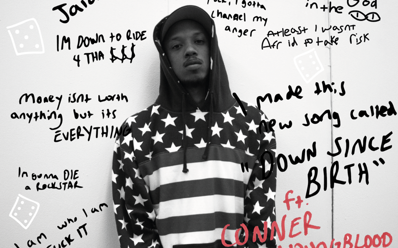 Atlanta Rapper Wara From the NBHD Releases Rock-Tinged Single