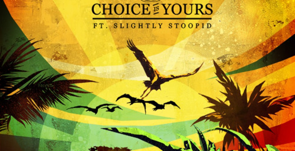 Roots Reggae/Dub Group, Stick Figure Teams Up With Slightly Stoopid On Their New Single