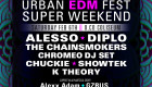 Alesso, Diplo, The Chainsmokers, and More to Perform at Bay Area EDM Festival Ahead of Super Bowl 50