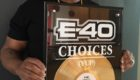 "E-40's ""Choices"" Becomes the Rap Legend's Latest Single to be Certified Gold by the RIAA"