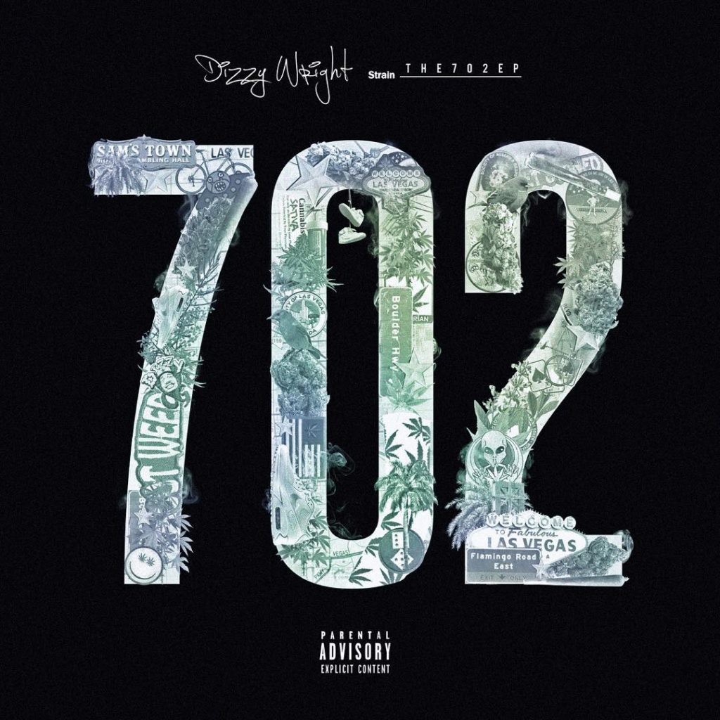 Dizzy Wright Announces the Hard-Hitting 702 EP, Hits the