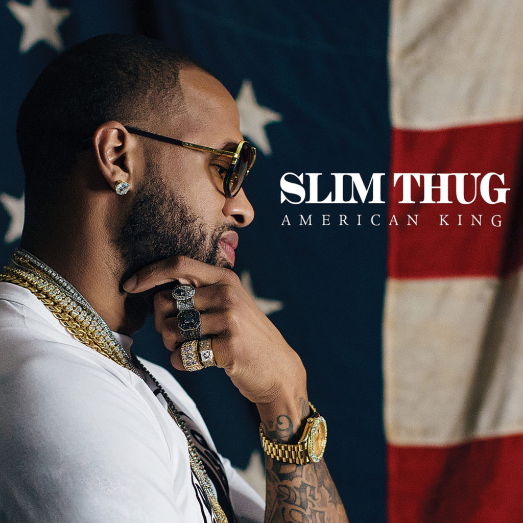 Slim Thug Addresses Police Brutality in America on New Track from Hogg Life Vol. 4: American King