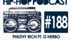 Philthy Rich, Maxo Kream, Dizzy Wright, Mistah F.A.B. and Casper & B Turn up the Heat: Audible Treats Hip-Hop Podcast 188