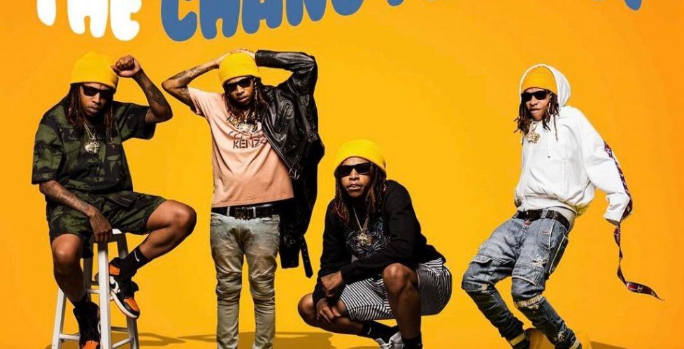 Nef The Pharaoh, Leader of the Bay's New School, Shares The Chang Project