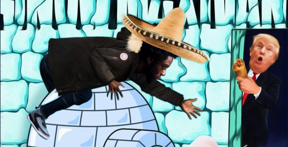 """Straight Outta the Land of Ice, Wasiu Spins Outsider's Tales with Snow Mexican EP and Epic, One-Take """"No Jumper"""" Video, Premiered by EARMILK"""