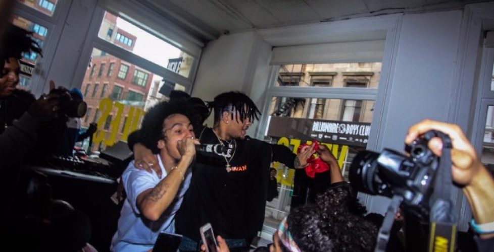 Alamo/Interscope Signee wifisfuneral Runs Up a Check with Smokepurpp in his Latest Loosie, Premiered by XXL